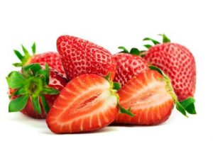 Nutrition course - strawberry pic