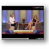 Media nutritionist Kristen Beck - Today Show Interview - Weight Loss Tips