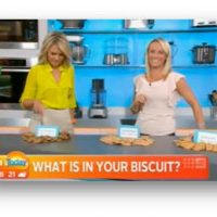 Nutritionist Kristen Beck - Today Show - How healthy is your biscuit?