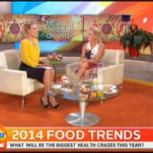 Kristen Beck media nutritionist channel 9 Today show