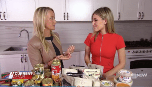 Nutritionist Kristen Beck A Current Affair Soups Interview