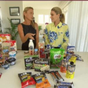 Media & TV Nutritionist Kristen Beck - A Current Affair - Protein Segment