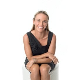 Nutritionist and mum of 2 Kristen Beck - Childhood Nutrition Course Tutor